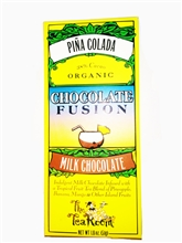 Tea Room's Pina Colada Milk Chocolate