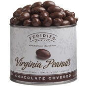 Feridies Chocolate Covered Peanuts