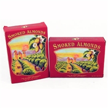 California Smoked Almonds