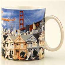 San Francisco Multiscene Mug