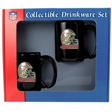 San Francisco 49ers 15oz Ceramic Mug Set
