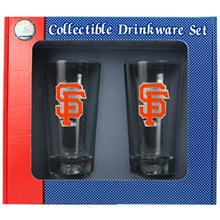San Francisco Giants Pint Glass Set