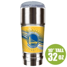 Golden Warriors Tumbler