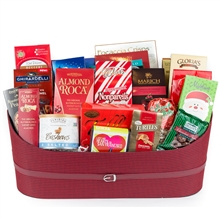 Sweet Holiday's Gift Basket