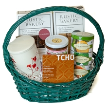 Organic Tea Basket
