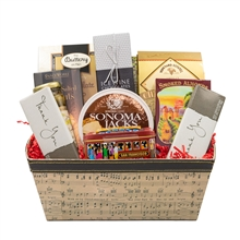 Deluxe Thank You Basket