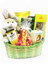 Easter Treasures Gift Basket