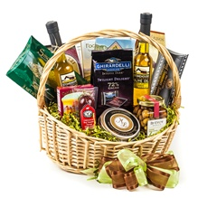 SF Appetizer Gift Basket