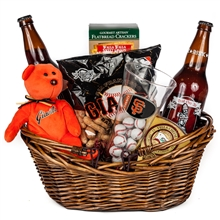 Giants Pregame Treat Gift Basket