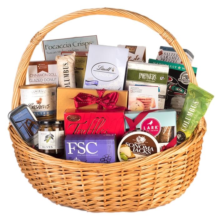 Bridal Shower Gift Basket Climbing On House Halloween: Premier Gourmet Gift Basket