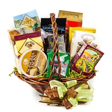 Tempting Treats Gift Basket