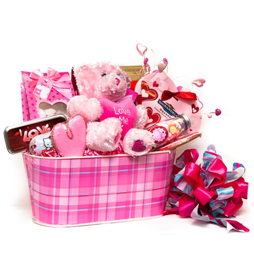 I Love You Beary Much Gift Basket