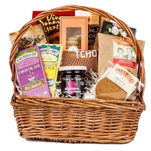 Breakfast Treat Gift Basket