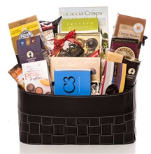 Luxury Chocolate Gift Basket