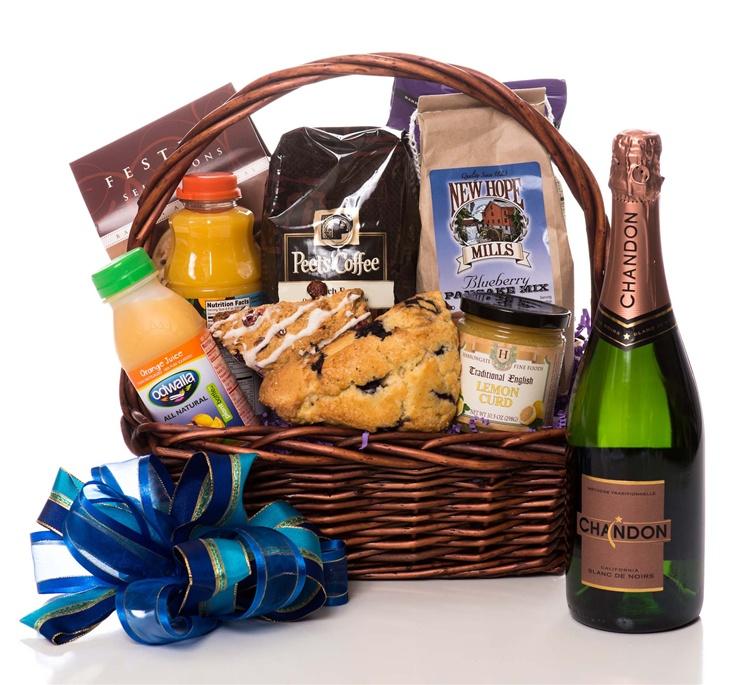 Breakfast Gift Baskets For Christmas