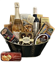 Executive Wine Duet Gift Basket