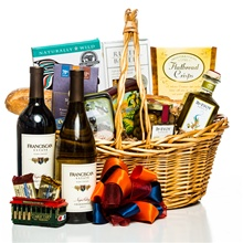 Around the Bay Gift Basket