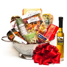 Italian Evening Gift Basket