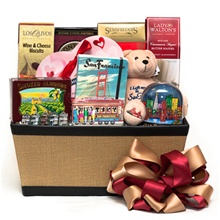 With Love From San Francisco Gift Basket