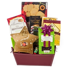 Christmas Cheers Gift Basket