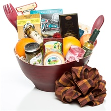Pasta Night Gift Basket