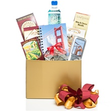 San Francisco Bay Area Gift Basket
