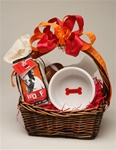 Good Doggie Gift Basket