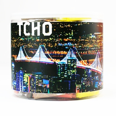 "TCHO ""The Bay Lights"" Gift Tub"