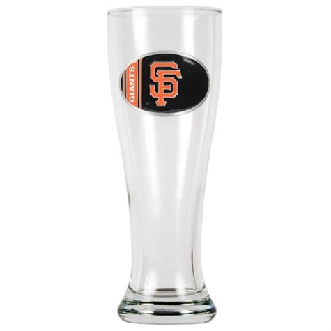 San Francisco Giants Pilsner Glass