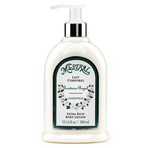 Mistral's Gardenia Body Lotion
