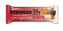 NuGO STRONGER Caramel Pretzel High Protein Bar