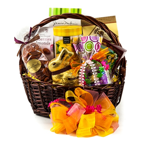 Premium Easter Gift Basket - Easter Gifts By San Francisco Gift Baskets