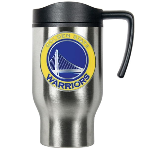 Golden state warriors  traveling Mugs