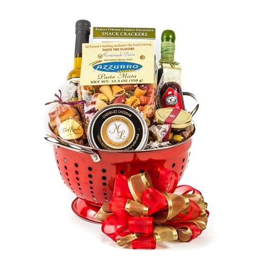 Baby Gift Baskets San Francisco : Pasta mista italian gift basket housewarming