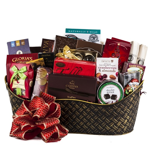 Holiday's Delight Giftbasket