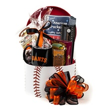 San Francisco Giants Gift Basket