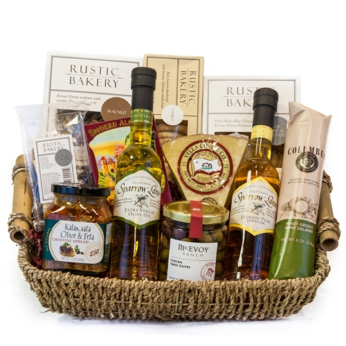 Gourmet Gift Tray