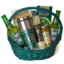 Oakland A's Gift Basket