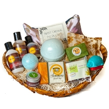 Spa Treatment Basket