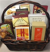 Thanksgiving gift baskets holiday gift baskets sf gift baskets deluxe special occasions gift basket negle Choice Image