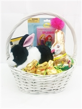Easter Wishes Gift Basket