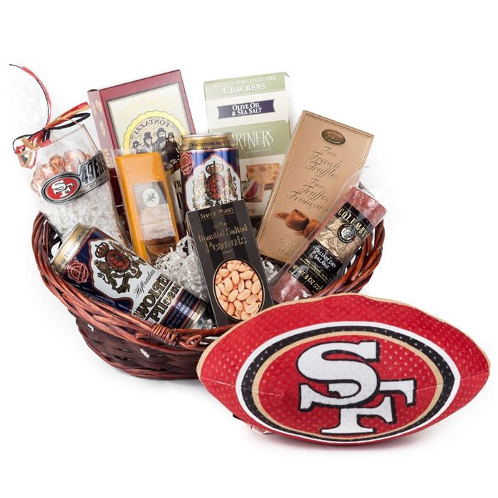 Cheers to our 49ERS players