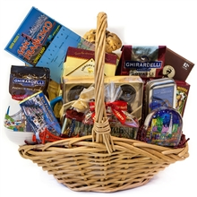 By The Bay San Francisco Gift Basket