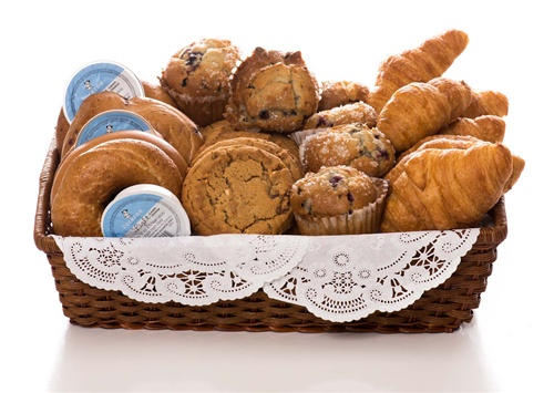Fresh Pastry Basket