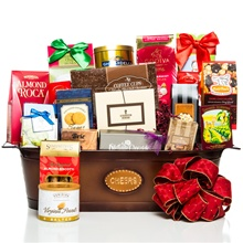 Celebrate with Chocolate Gift Basket
