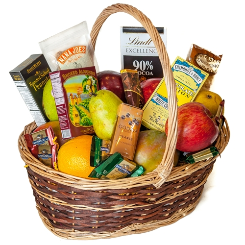 Summer Bounty Gift Basket