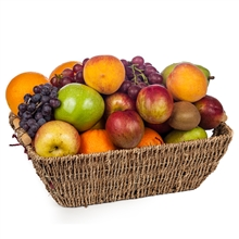 Fruit of The Month Gift Basket